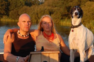Helene & Jan & Billy Weerribben 2012