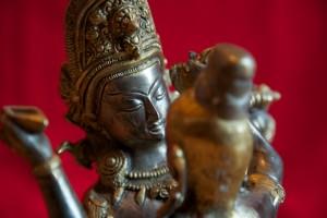 Shakti en Shiva