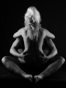 Yab Yum meditatie met Jan