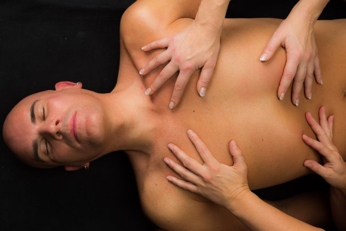 sauna met erotische massage nudisten massage
